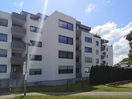 Helle und gepflegte 3-Zimmer-Wohnung mit herrlichem Ausblick in Erbach-Dellmensingen