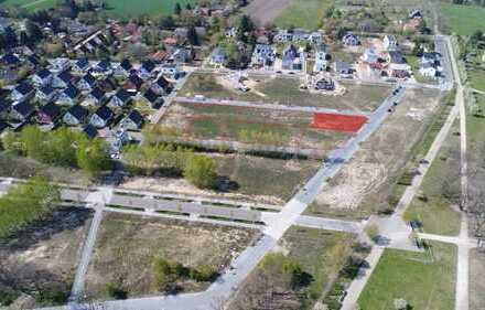 Baugrundstück für Einfamilienhaus - VG 19-10