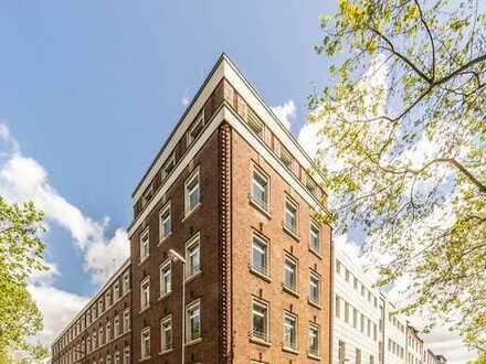 Flexible Büroflächen | historisches Gebäude | viele Stellplätze und hervorragende Anbindung