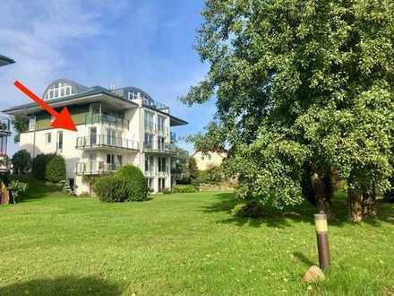 Traumhafte Wohnung am Werlsee mit Badesteg! Werlseestraße 56, Grünheide/OT Fangschleuse