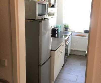 Hübsche Wohnung mit großem Balkon, Tageslichtbad und separater Küche!