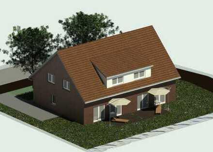 Neubau-Doppelhaushälfte in gefragter Lage in Aurich
