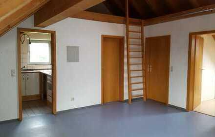 sonnige 3 Zimmer DG-Wohnung