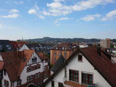 Geräumige Maisonette- Wohnung mit Panoramablick