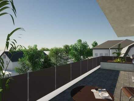 Neubau - Traumhafte 3 Zimmer Penthauswohnung mit großer Dachterrasse - A28 (vorreserviert)