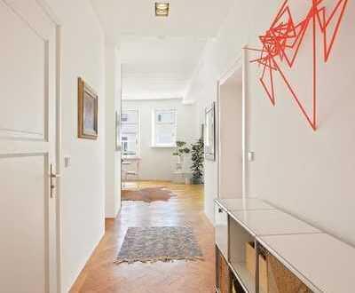 PROVISIONSFREI! Großzügige und helle Altbau-Loft Wohnung mit außergewöhnlichem Ausbaustandard