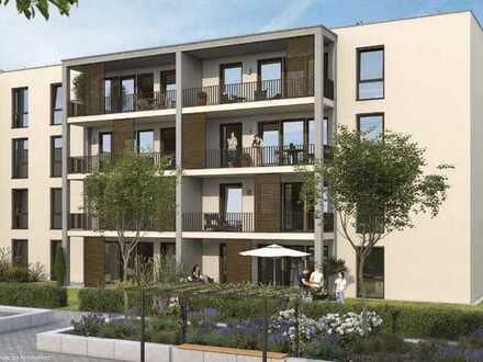 Erstbezug mit Balkon, sonnige 3-Zimmer-Wohnung in Kenzingen