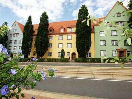 Dachgeschossliebhaber aufgepasst! 2-Raumwohnung in Reusa zu vermieten!