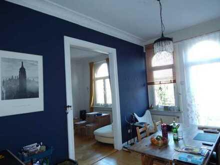 Wunderschöne Altbauetage 4 ZKB Wohnung zu verkaufen - Wiesbaden