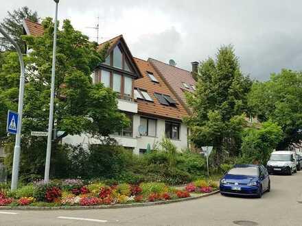 Stilvolle, neuwertige 2-Zimmer-Erdgeschosswohnung, Terrasse und EBK in Schlierbach aus erster Hand
