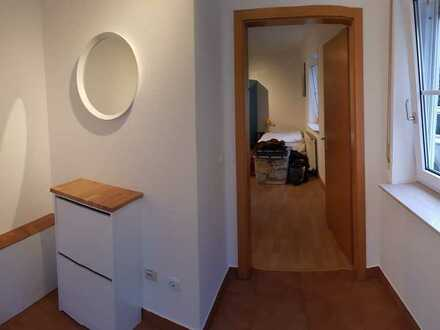 Helles, teilmöbliertes Appartement mit Pantryküche