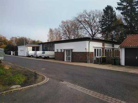 Büro mit Gewerbehalle in Braunschweig-Bienrode