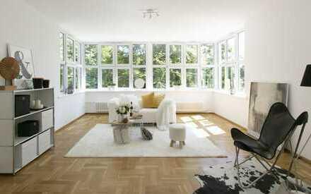 Bestlage Wbn., Erstbezug nach Sanierung, 4 Zimmer/Westbalkon/2 Bäder, ca. 117 m², Provissionsfrei!