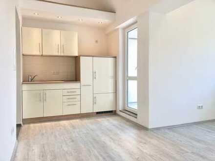Erstbezug: Wunderschönes, modernes Apartment mit Einbauküche und Balkon (Fertigstellung Mai 2020)