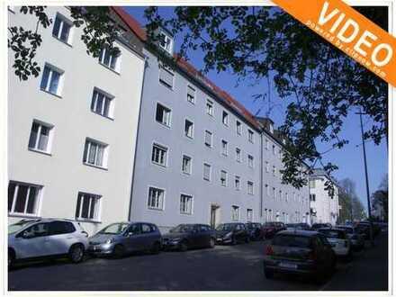 Fein renovierte 4-Zimmer-Wohnung in zentraler Lage von Augsburg