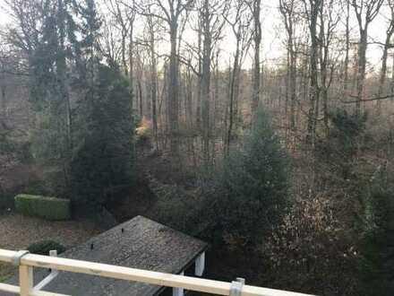 Renovierte 2-Zimmer Wohnung mit Balkon in Essen Stadtwald mit EBK