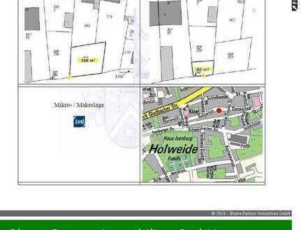 Baugrundstück im Hinterland in guter Wohnlage in Köln-Holweide