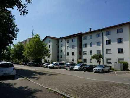 Überschrift : Solide vermietet - schöne 3 Zimmer-Wohnung in WT-Bergstadt .....