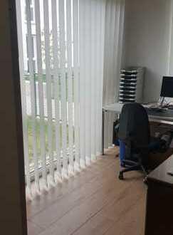 Odelzhausen A8, Ortsmitte, moderne Büroeinheit,EG,3 Büroräume,Wc,Küche,Neub.17,Terr,Garten