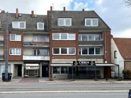 Renovierte 2-Zimmer-Wohnung in zentraler Lage von Walle
