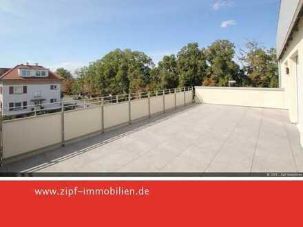 *NEUBAU ERSTBEZUG 3-ZKB mit Dachterrasse in GN-Hailer mit Tiefgarage und Fahrstuhl*