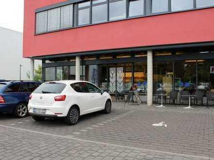 Repräsentative Fläche u.a. für kleines Café oder Bistro