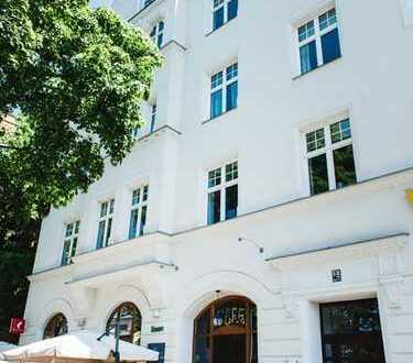 Jugendstil - Attraktive Altbauimmobilie in begehrter Lage München- Schwabing
