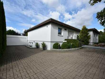Bungalow: Attraktives OKAL Fertighaus - ca. 120 qm – Terrasse - Garten – Gehrden - OT Lemmie