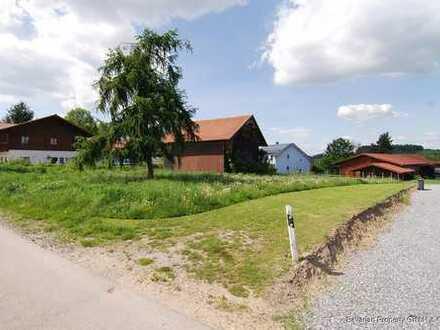 Baugrundstücke bei Bogen / Großlintach
