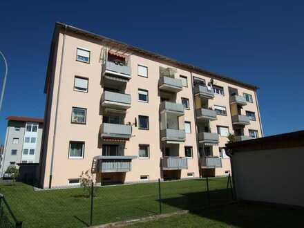 2 Zi.-Eigentumswohnung in zentraler Lage mit Garage
