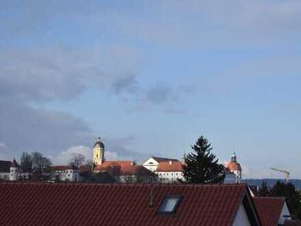 Gepflegte 3-Zimmer-Dachgeschosswohnung mit Balkon in ruhiger Lage