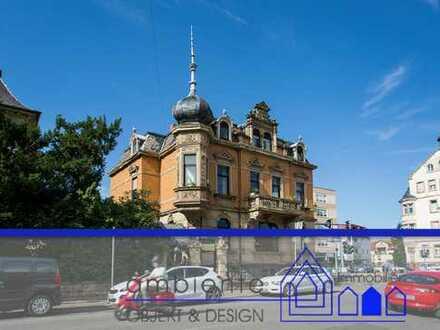 Seltene Gelegenheit – Historische Stadtvilla mit viel Potenzial in zentraler Stadtlage von Neustadt/