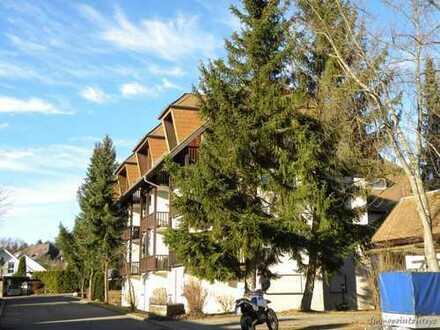 Bad Liebenzell Monakam - freundliches helles 1 Zimmer Appartement mit Balkon!