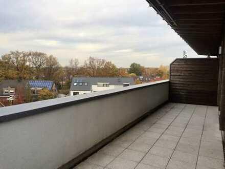 2-Zimmerwohnung mit großer Dachterrasse