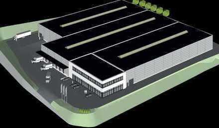 Neue Halle zu vermieten direkt an der A64/B51 Trierweiler/Sirzenich