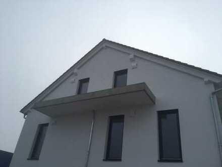 Erstbezug mit Einbauküche und Balkon: stilvolle 2-Zimmer-DG-Wohnung in Fürstenfeldbruck