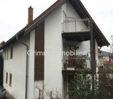 Wohnen in bester Lage von Grünstadt: Top gepflegte Maisonette im 2 FH