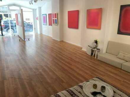 Galerie - Laden - Kreativraum - Büro
