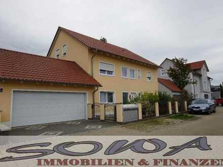 Zweifamilienhaus mit Optionen - ruhige Lage - in Westpark Nähe - Ein Objekt von Ihrem Immobilienp...