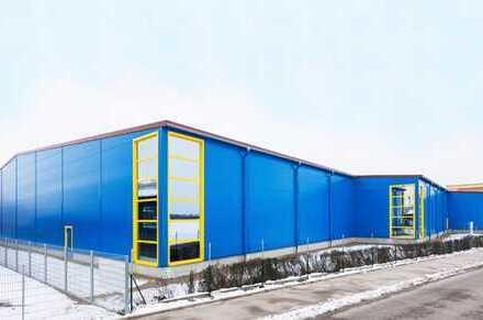 Lagerhallen/Produktionshallen/Logistikflächen