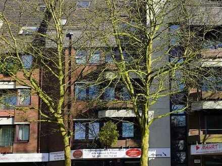 Hamburg Bramfeld - zentrale Lage- grosse Praxis mit 3 TG Stellplätzen