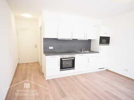 KFW40/Neubau/Erstbezug 1-Zimmer-Apartment mit EBK u. hochwertiger Ausstattung in Zentrumslage
