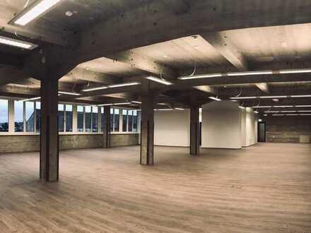 """Wir sanieren! Flexibel nutzbare Gewerbeflächen an der """"Fassfabrik"""""""