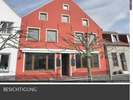 Gastronomie und Wohnen im historischen Packhaus in Weener!