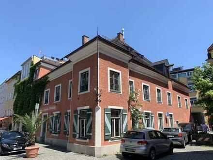 Kernsanierte Altbauwohnungen im Herzen von Rosenheim!