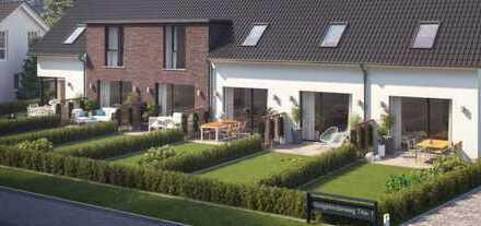 Neubau Architektenhaus in wunderbarer Lage mit Garten