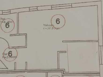 Attraktive 2 Zimmer Wohnung mit Einbauküche in gehobener Ausstattung