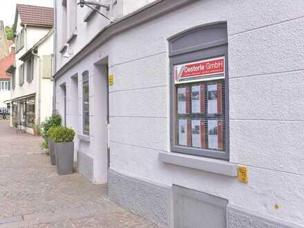 Charmantes Ladenlokal im Herzen der Altsatdt von Leutkirch