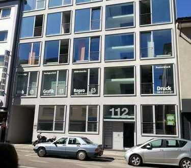 Stuttgart West TOP Büro