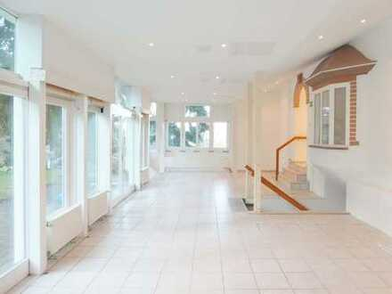 AUMÜLLER-Immobilien - Frisch renovierte Genussoase mit zwei Terrassen und phantastischen Fernblick